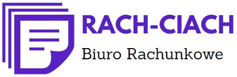 Logo biura rachunkowego Rach-Ciach